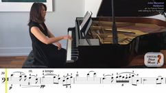 Meditation from Thais Piano Accompaniment Video